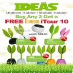 Cresyn Ideas Utilities Holder Mobile Holder L600 L800 L900